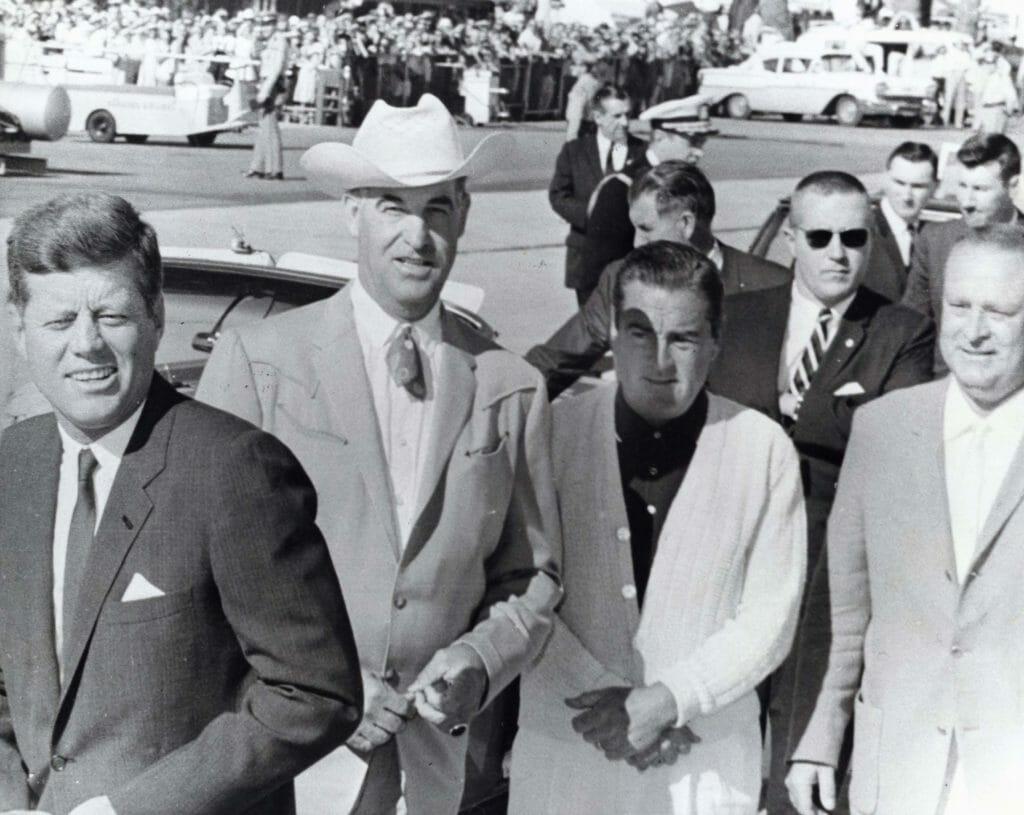 JFK in the Coachella Valley, Courtesy Palm Springs Historical Society