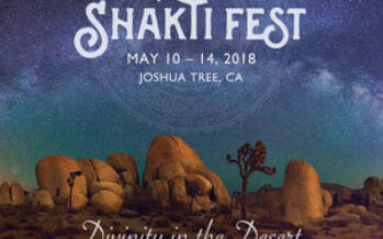 Shakti Festival 2018, Friday, May 11-13, 2018