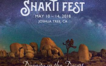 Shakti Festival 2018, Friday, May 11-13, 2018