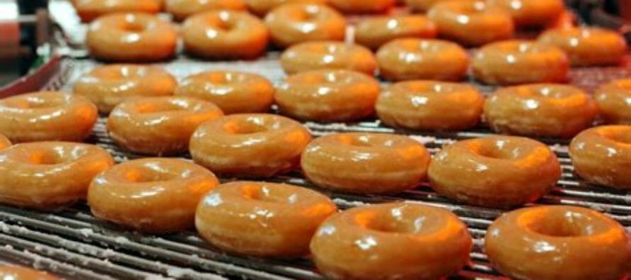 Saddening news. Opening of Krispy Kreme delayed in Rancho Mirage.