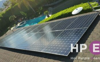 The Cost of Solar by Hot Purple Energy