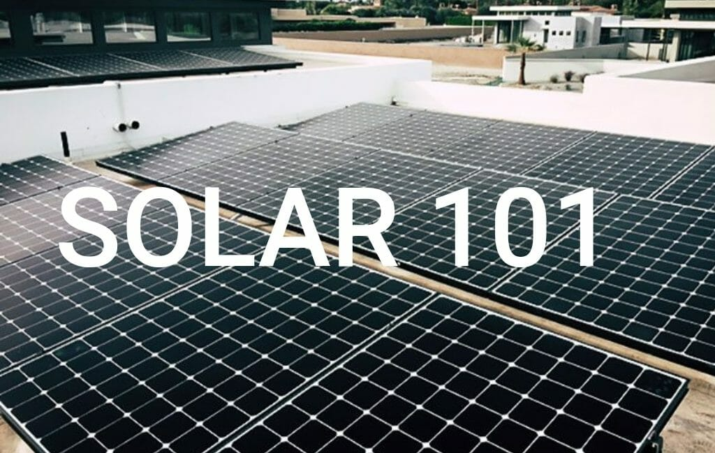 Solar 101 gets you started in the right place
