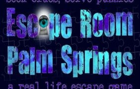ALL NEW MERLIN'S MAGIC SCHOOL OPENS  AT ESCAPE ROOM PALM SPRINGS