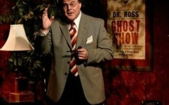 Last chance, Sunday 2p, Carney has won more awards from Hollywood's Magic Castle than anyone in their history