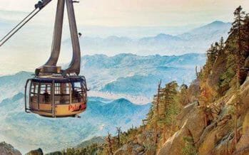 PALM SPRINGS AERIAL TRAMWAY SET TO REOPEN APRIL 1