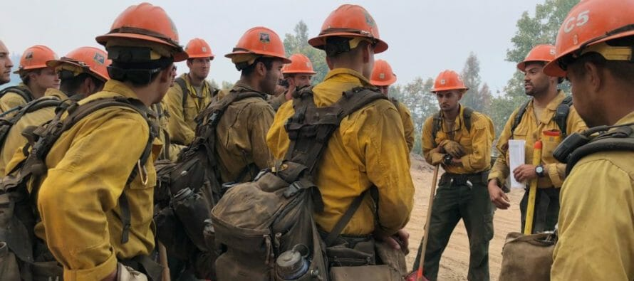 Cranston Fire Update, Arson, 100% containment expected by August 9th, 170 Personel still on hand, current containment 96%