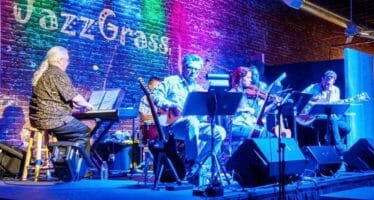"25th anniversary Jazz in the Pines survives Cranston Fire, let the ""Music"" play on………."