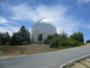 Mt Palomar Observatory