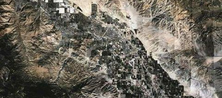 Desert X 2019 –  February 9 – April 21 throughout the Coachella Valley!