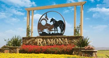 Ramona California Is Still A Stagecoach Stop For Visitors