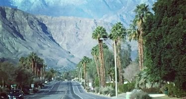 Downtown – Palm Springs, California – by: Tom Ford