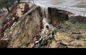 Flash Flood Warning! Coachella Valley Road Closures