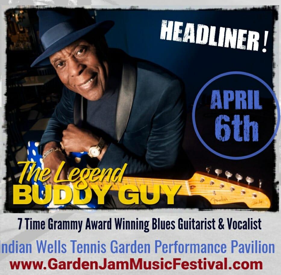 GardenJamMusicFestival.com April 5 & 6, 2019