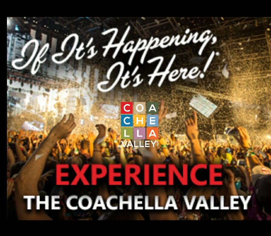 Largest Event Calendar covering the Coachella Valley and the Greater Palm Springs Area
