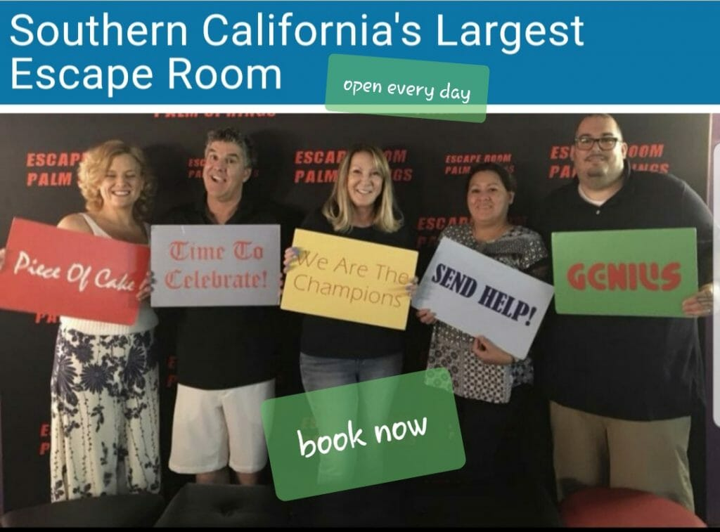 Largest Escape Room in Socal