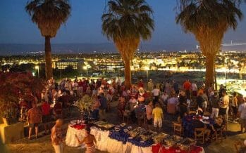 #Unique – View the Fourth of July from above at the historic O'Donnell house for the AAP – Food Samaritans Midsummer Party