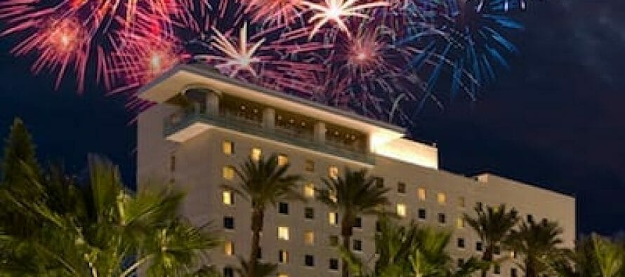 INDIO – Fantasy Springs Resort Casino – Fireworks Celebration a Day Early