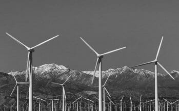 Monochrome #Monday – Palm Springs, California / Coachella Valley