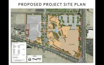 First Casino off Indian land coming to Cathedral City, Hwy 111 and Date Palm Drive.