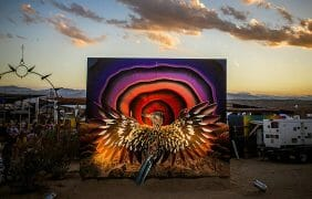 Learn how to WIN 2 Tickets, to this year's Joshua Tree Music Festival