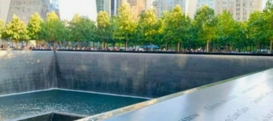 Nearly 3,000 people lost their lives September 11th during the terrorist attacks, one woman was from the Coachella Valley