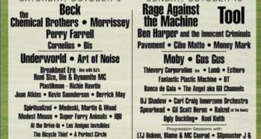 This Month 20 years ago, Coachella Was Born