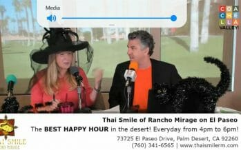 What's Happening Coachella Valley, Palm Springs, Host Craige Campbell with and Francoise Rhodes, Halloween  Week, if it's happening it's here.