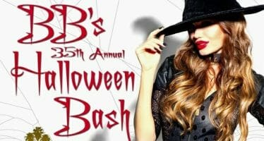 50% off with CV50 – BB's 35th Annual legendary Halloween Bash