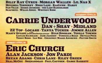 Stagecoach 2020 Announces Spring Lineup