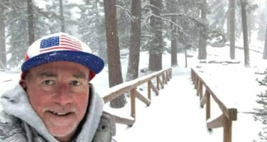 Winterly wonderland in California this Thanksgiving, Big Bear / Lake Arrowhead area !!