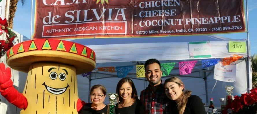 History of the Indio International Tamale Festival® includes two Guinness Book of World Records