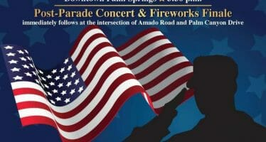 23rd Annual Palm Springs Veterans Day Parade