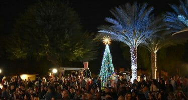 La Quinta Tree Lighting Ceremony