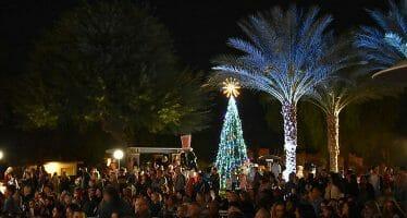 La Quinta Tree Lighting Ceremony