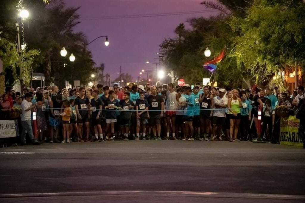 Annual Run with Los Muertos 5K & Block Party is a unique and authentic