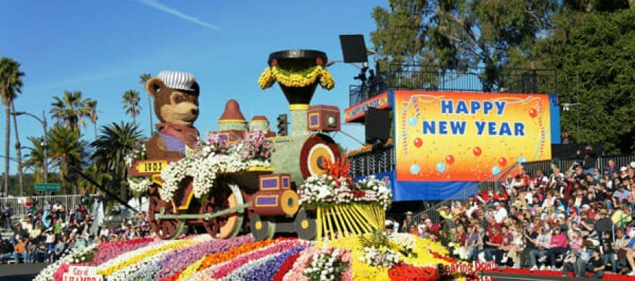 The Rose Parade – Don't Dream It, Live It!
