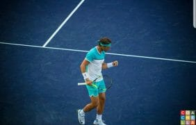 BNP Paribas Open – Rafael Nadal Headlines Second Annual Eisenhower Cup To Benefit Local Charities
