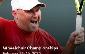 2020 Indian Wells Tennis Garden Wheelchair Championships Thursday, February 13 – Sunday, February 16