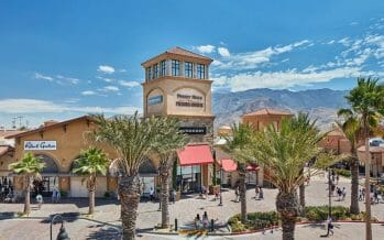 Cabazon Outlets reopened to shoppers…11am Today, Tuesday