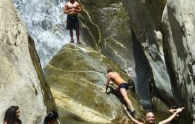 Tahquitz Falls reopens in Indian Canyons