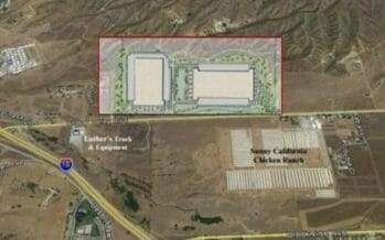 Mega Logistics Center Planned For Riverside County Receives Environmental OK.