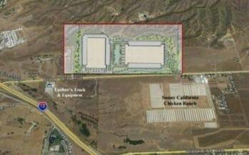 Mega Logistics Center Planned For Riverside County Receives Environmental OK.