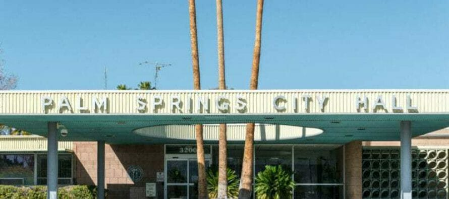 Palm Springs City Hall Employee Tests Positive For CORONOVIRUS