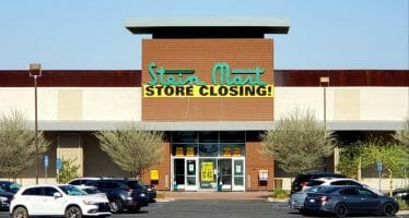 Stein Mart Closing all three Coachella Valley Stores Amid Bankruptcy.