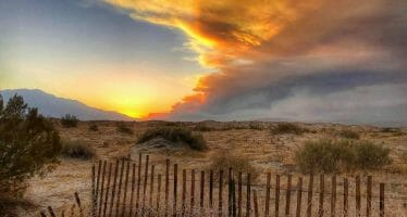 APPLE FIRE: EVACUATION WARNING ISSUED FOR MORONGO VALLEY AFTER BLAZE BURNS 28,085 ACRES