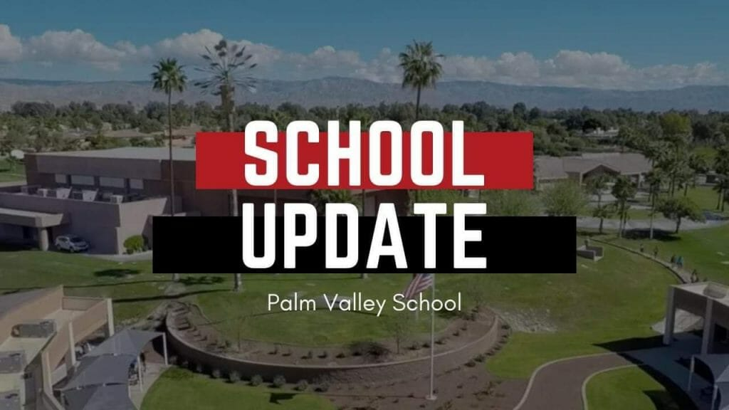 Palm Valley School approved for in-person instruction