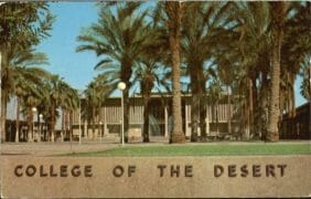 College of Desert Fall Classes to Begin Monday Virtually