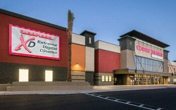 Cinemark Opening Theatres in La Quinta and the River in Rancho Mirage Tomorrow, Friday September 25, 2020