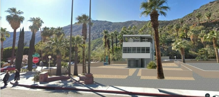 Aluminaire House Finds Permanent Home In The Coachella Valley