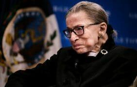 Supreme Court Justice Ruth Bader Ginsburg dies at 87.